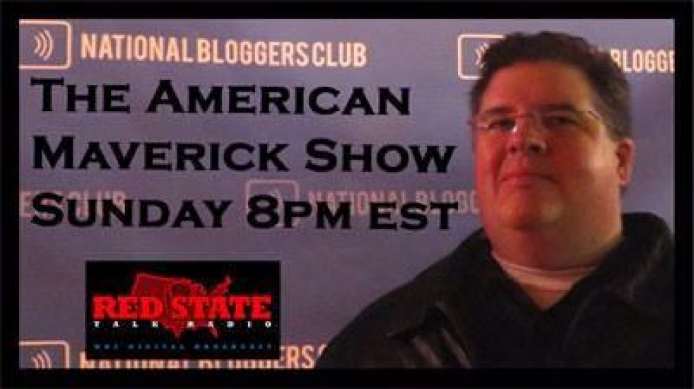 The American Maverick Show - show cover