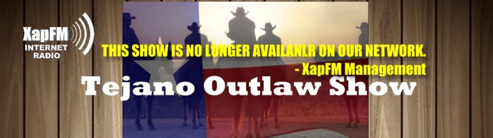 Tejano Outlaw Show - show cover