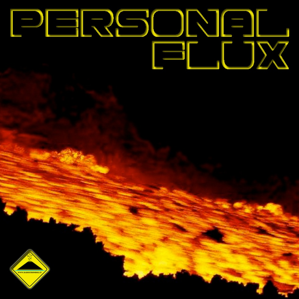 Personal Flux - show cover