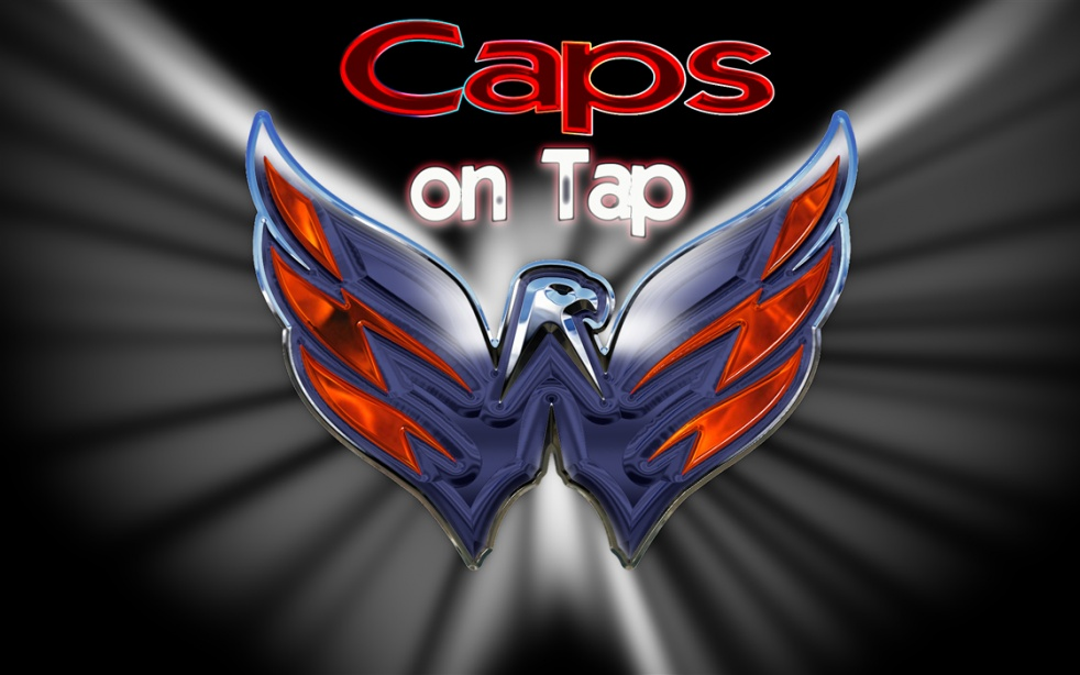 Caps on Tap: The Washington Capitals - show cover