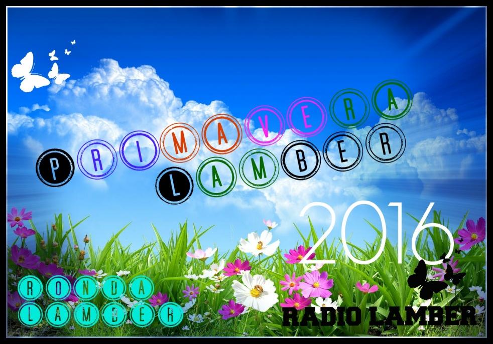 Radio Lamber - show cover