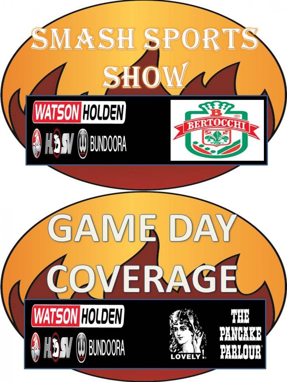 Smash FM Broadcast Game - show cover