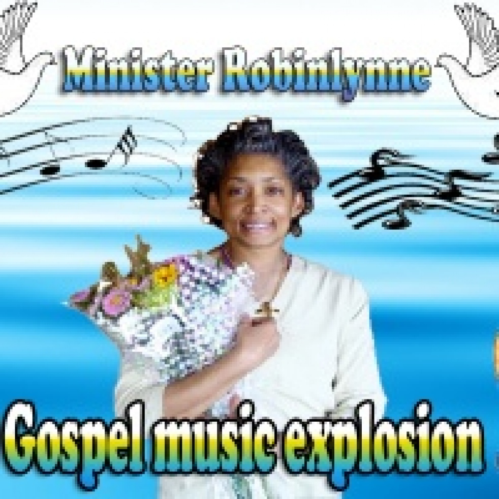GOSPEL MUSIC EXPLOSION - show cover
