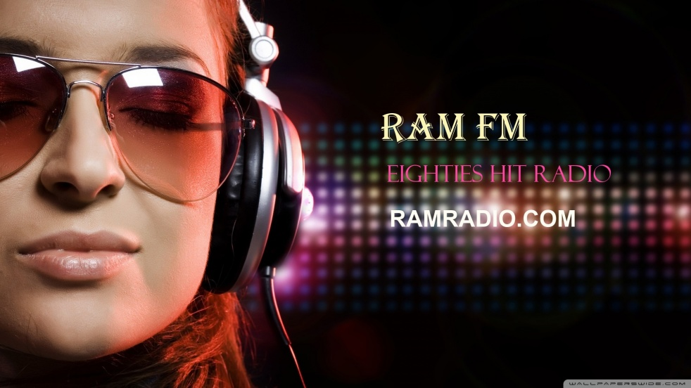 ♫ RAM FM Eighties Hit Radio ♫ - show cover