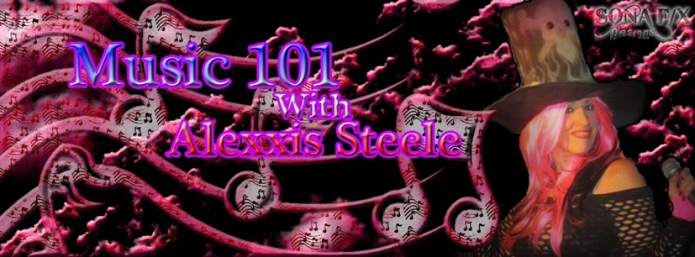 Music 101 With Alexxis Steele  Show - show cover