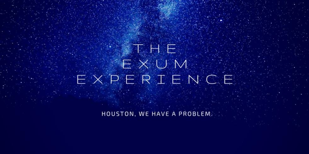 Alex Exum's The Exum Experience - show cover