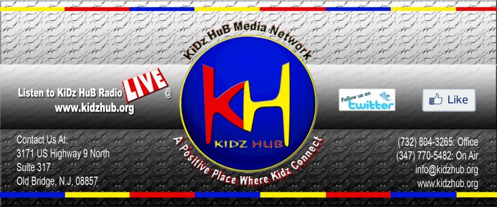 KiDz HuB LIVE !!! - show cover