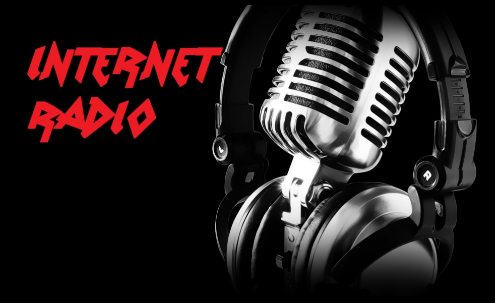 Internet Radio - show cover