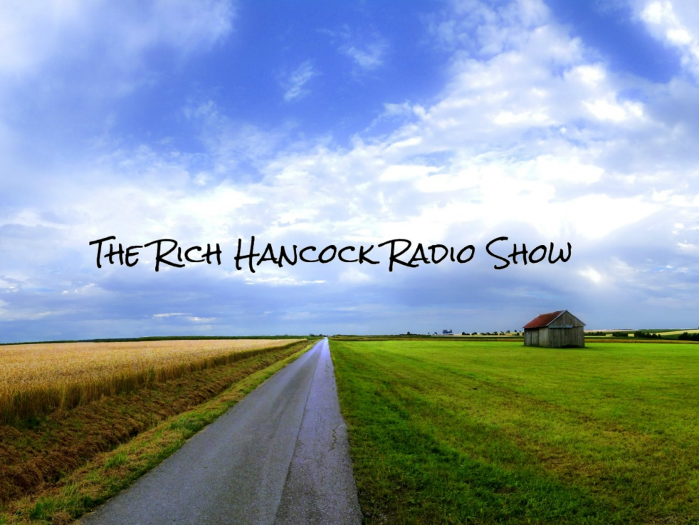 Rich Hancock Show - show cover