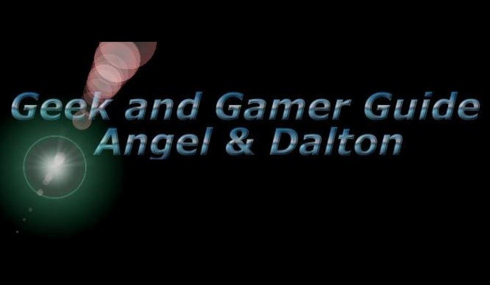Geek and Gamer Guide - Angel & Dalton - show cover