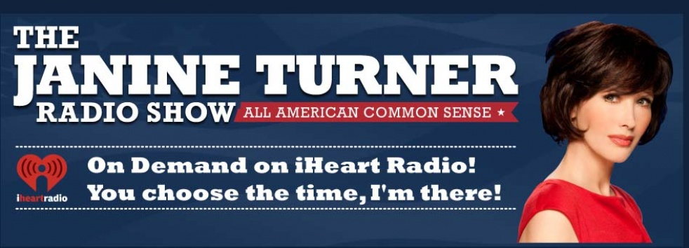 The Janine Turner Show - show cover