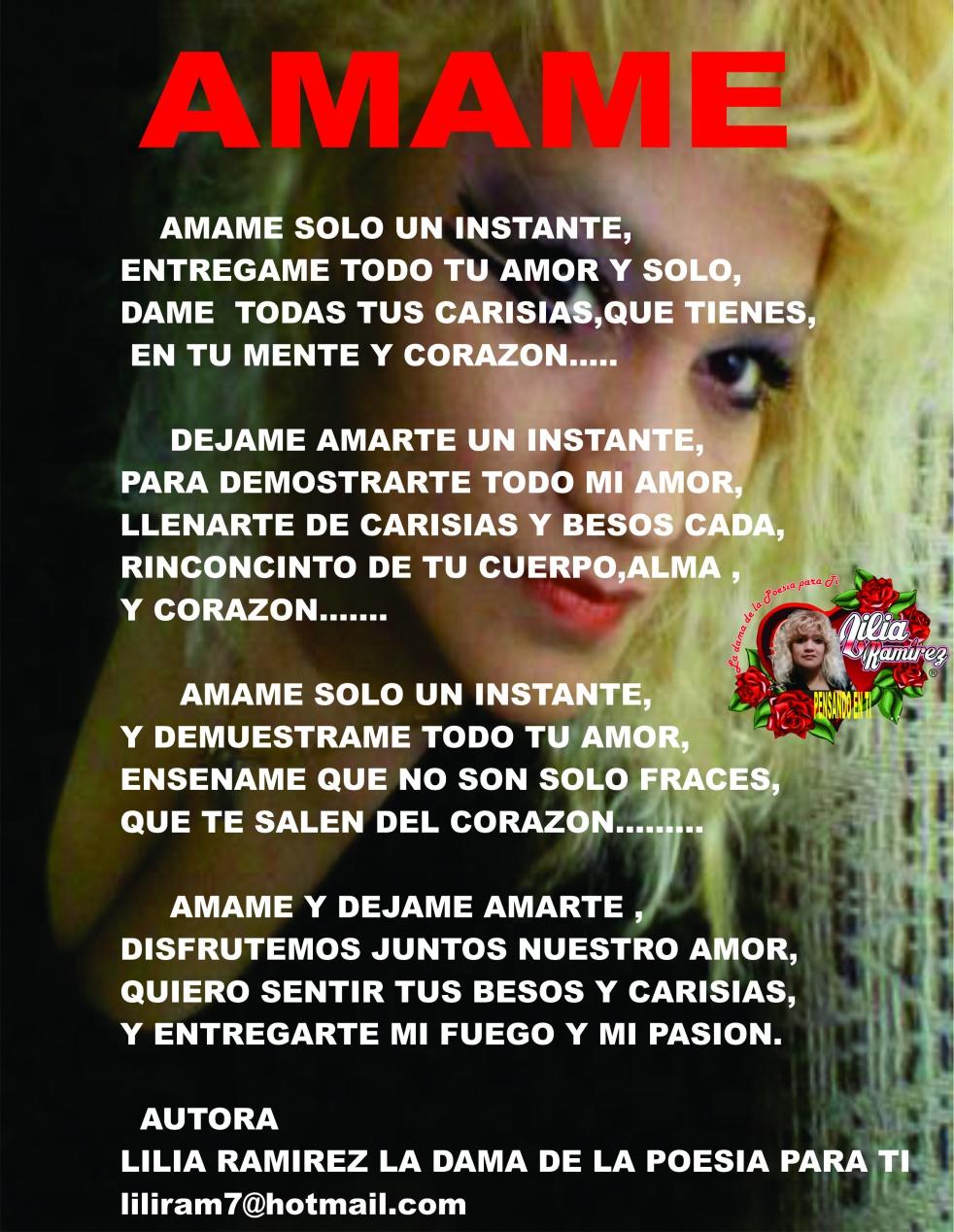 El show de LILIA RAMIREZ - show cover