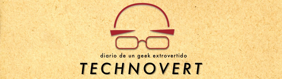 Technovert - show cover