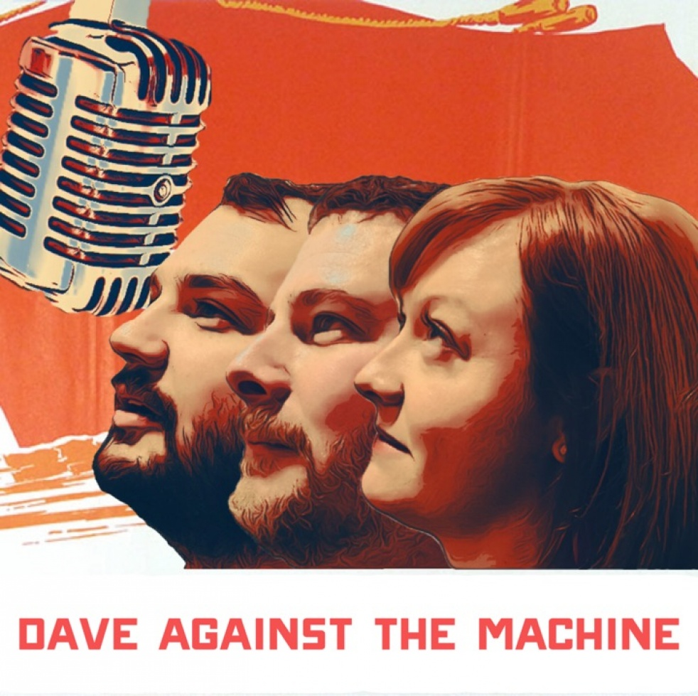Dave Against The Machine - DATM - show cover