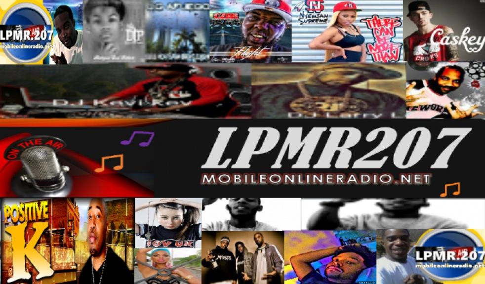 Lpmr.207 - show cover