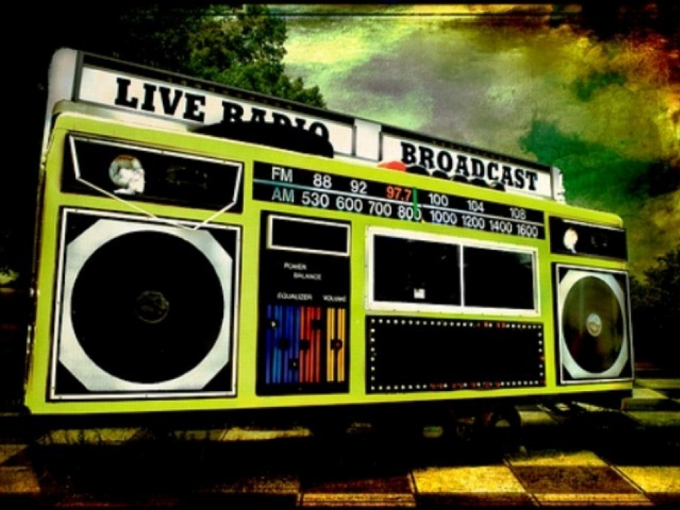 Off the Spectrum Radio - show cover