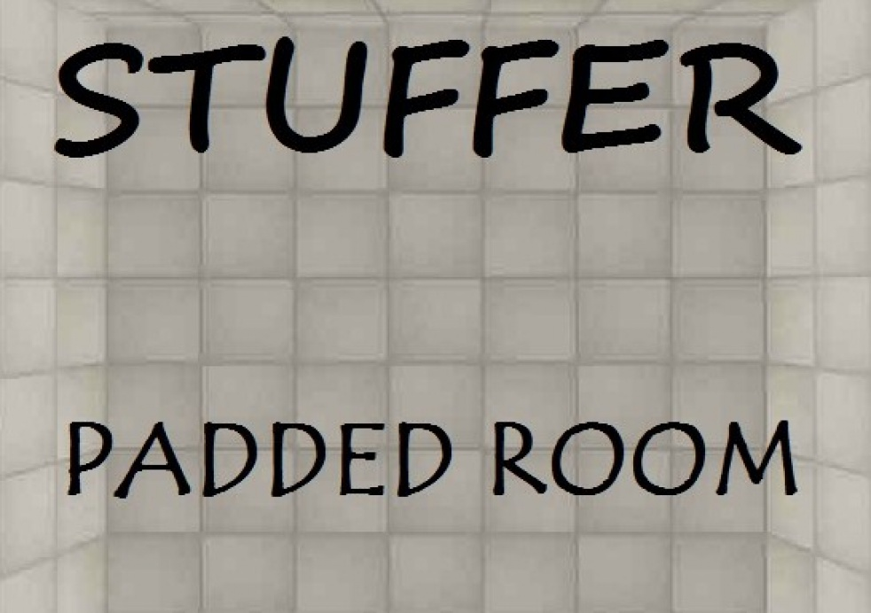 STUFFER - PADDED ROOM - show cover