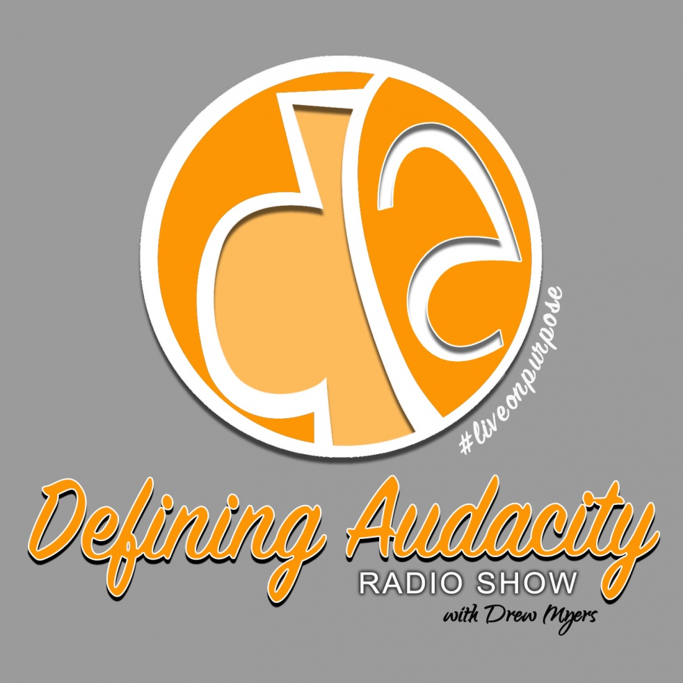 Defining Audacity Radio Show - show cover