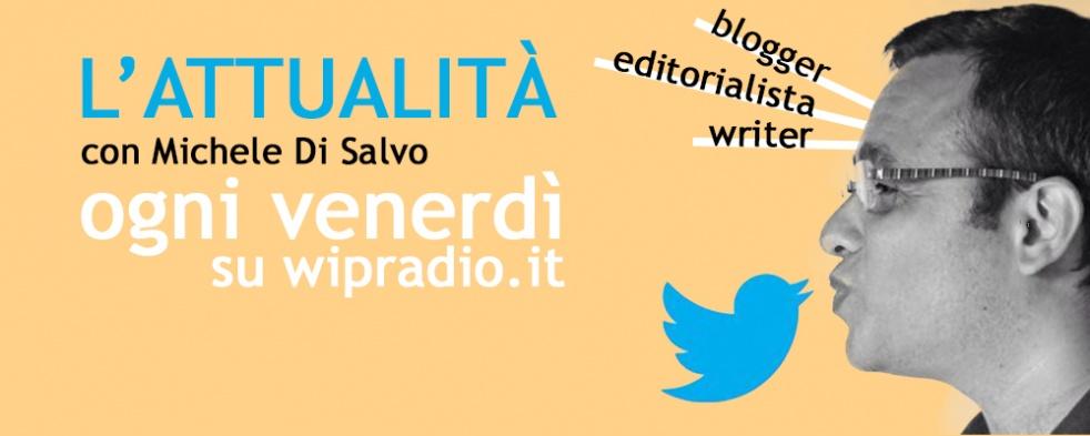 L'Attualità, con Michele Di Salvo - show cover