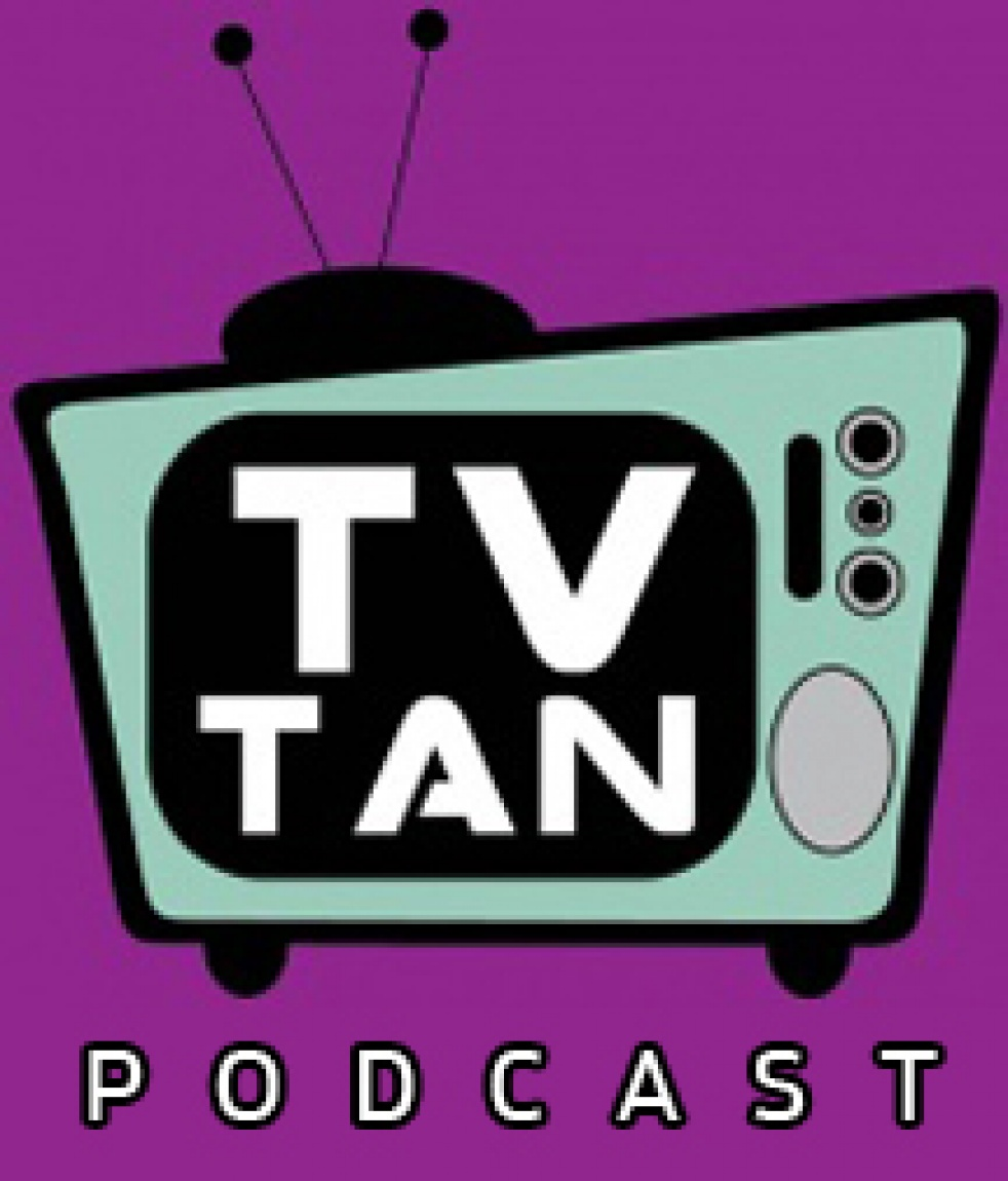 TV Tan Podcast - show cover