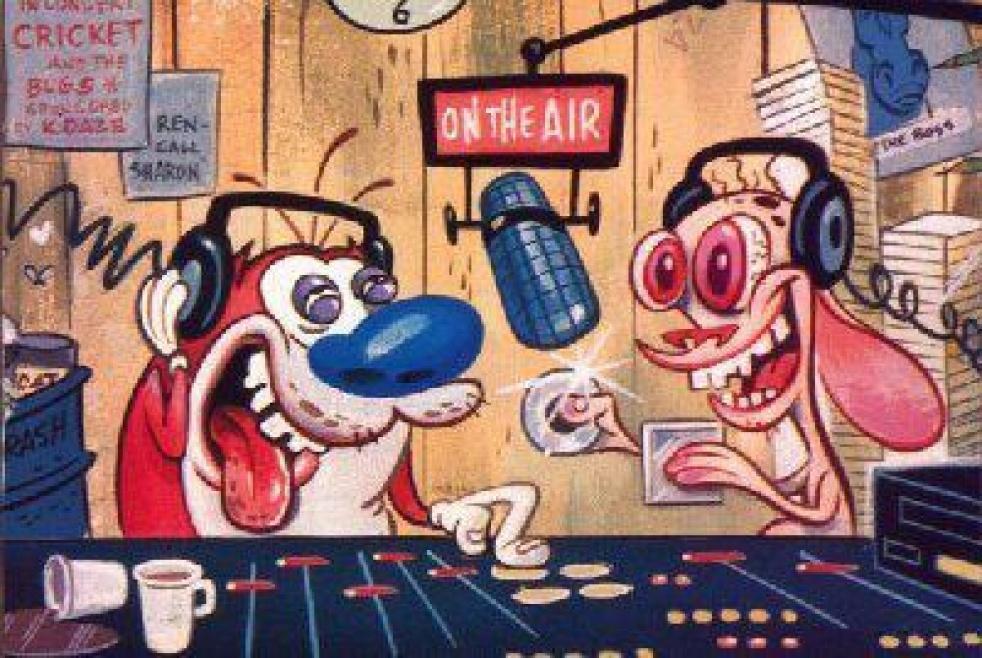 Tony Jones Show - show cover