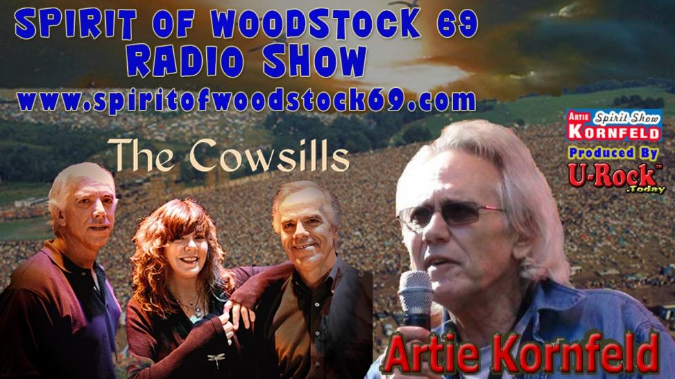 Spirit of Woodstock 69 - show cover