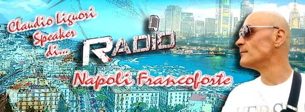 RADIO NAPOLI  FRANCOFORTE - show cover