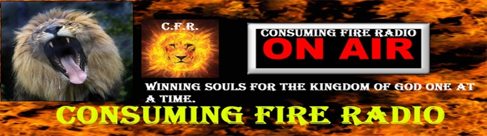 CONSUMING FIRE RADIO - show cover