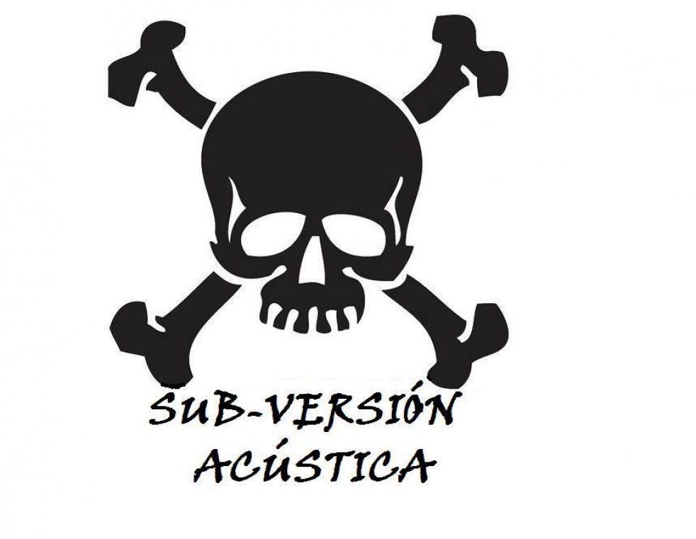 Subversión Acústica - show cover