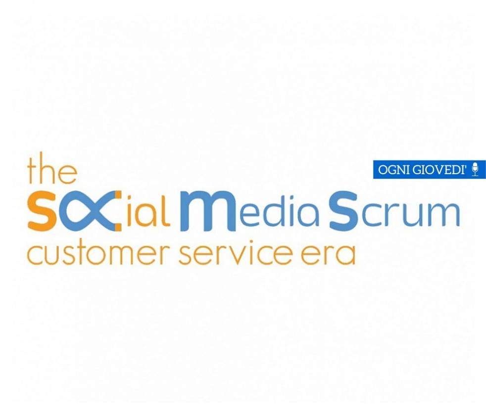 Social Media Scrum - show cover