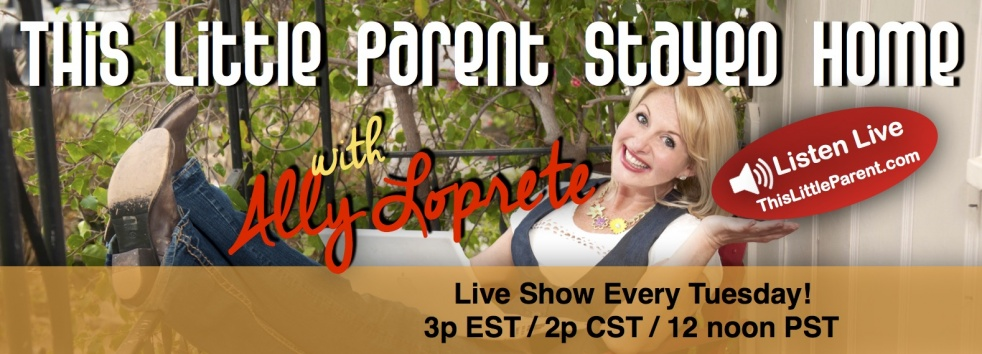 This Little Parent Stayed Home - show cover