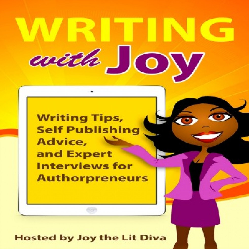 Writing with Joy - show cover