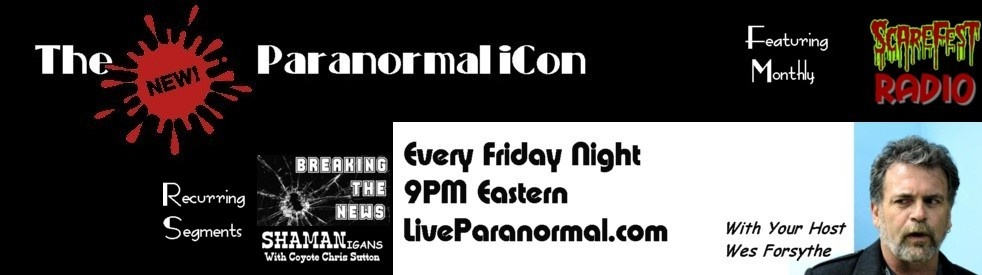 The NEW Paranormal Filler iCon - show cover