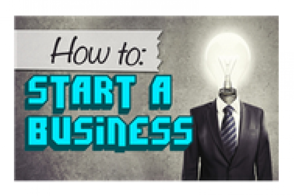 How To Start A Business - show cover