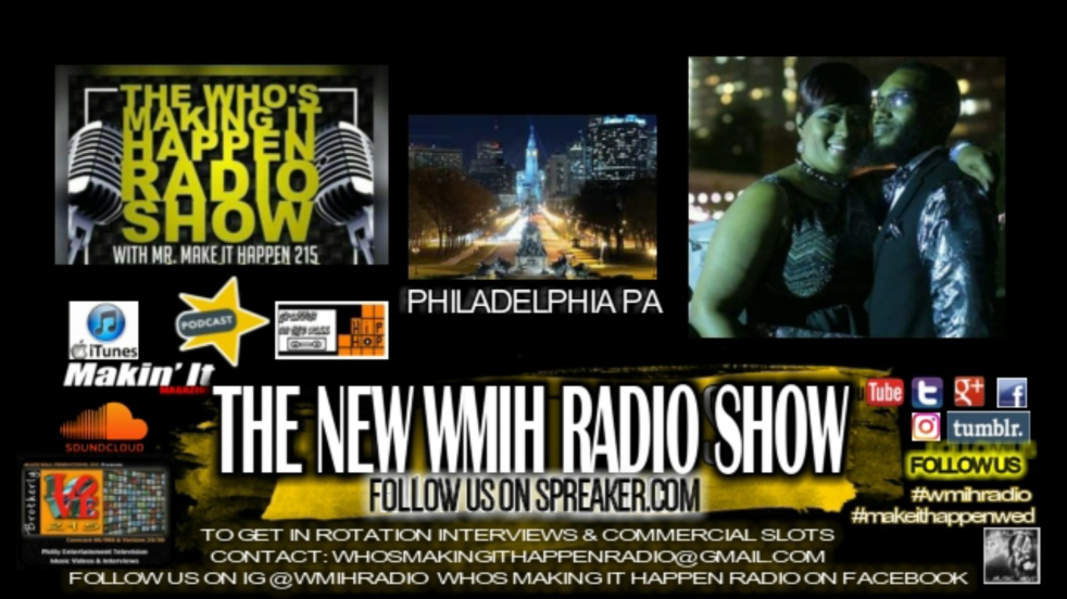 The New WMIH Radio Show - show cover
