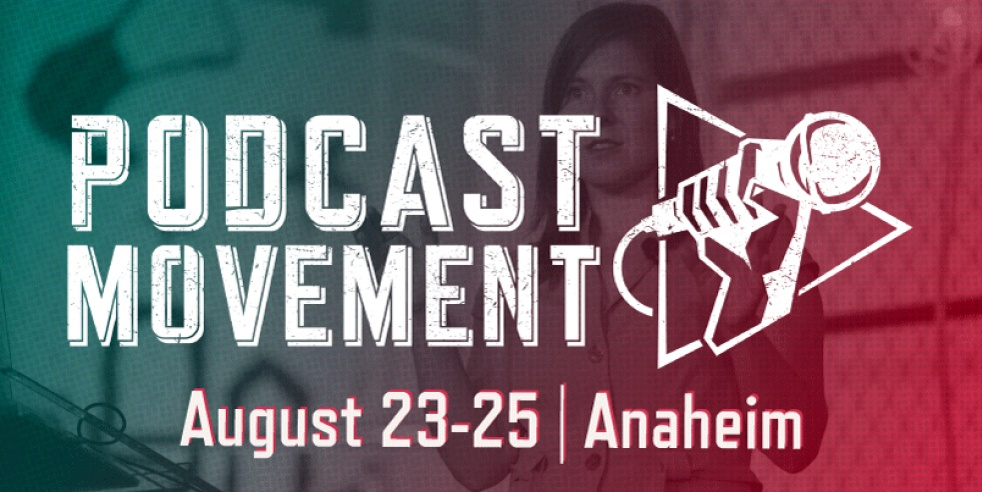Podcast Movement Weekly - show cover