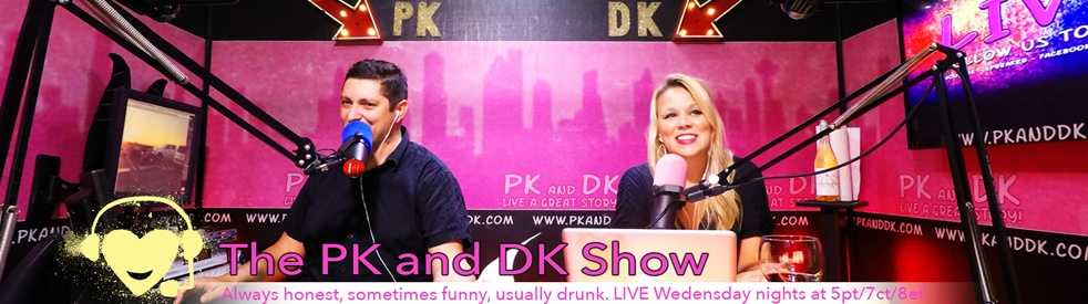 PK and DK - show cover