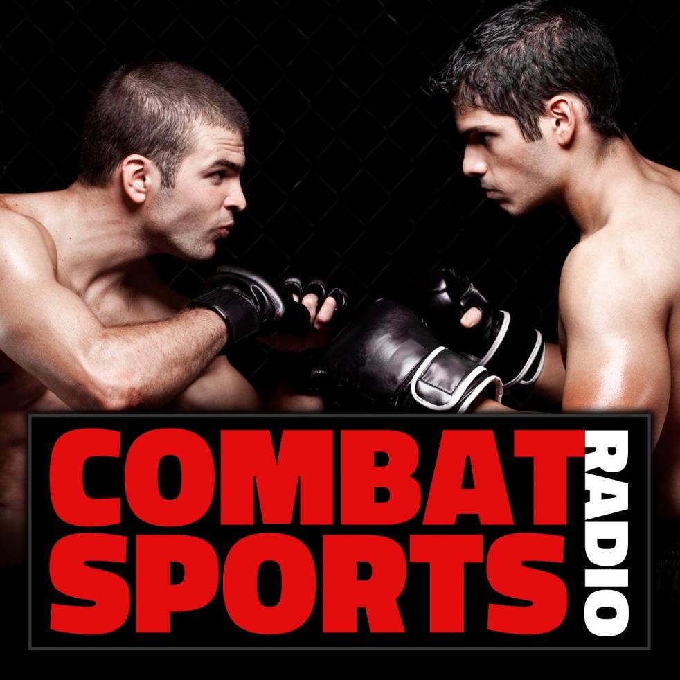 Combat Sports Radio - show cover