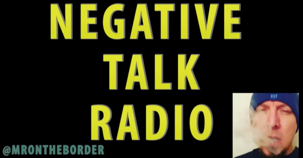 Negative Talk Radio - show cover