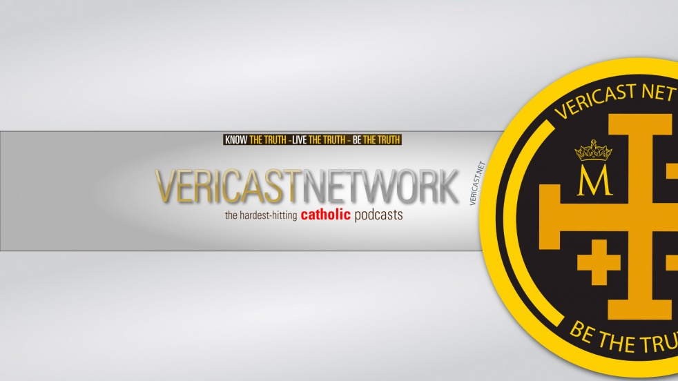 Vericast Catholic Podcast - show cover