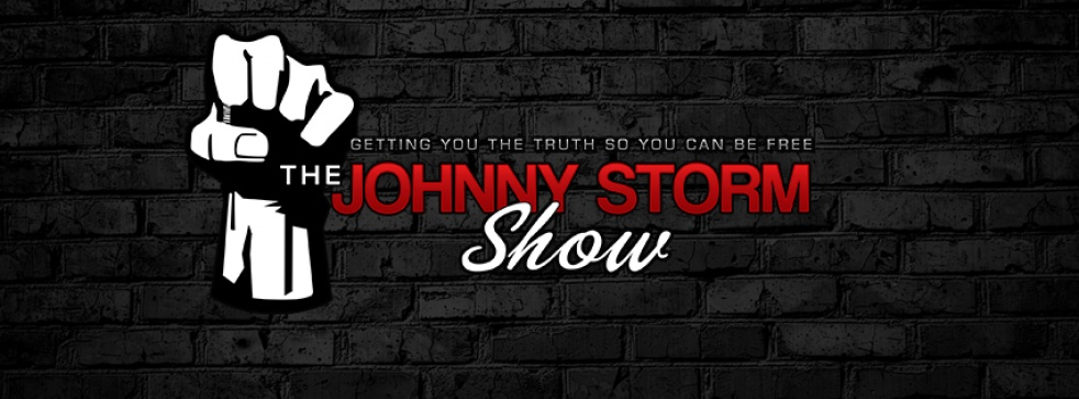The Johnny Storm Show - show cover