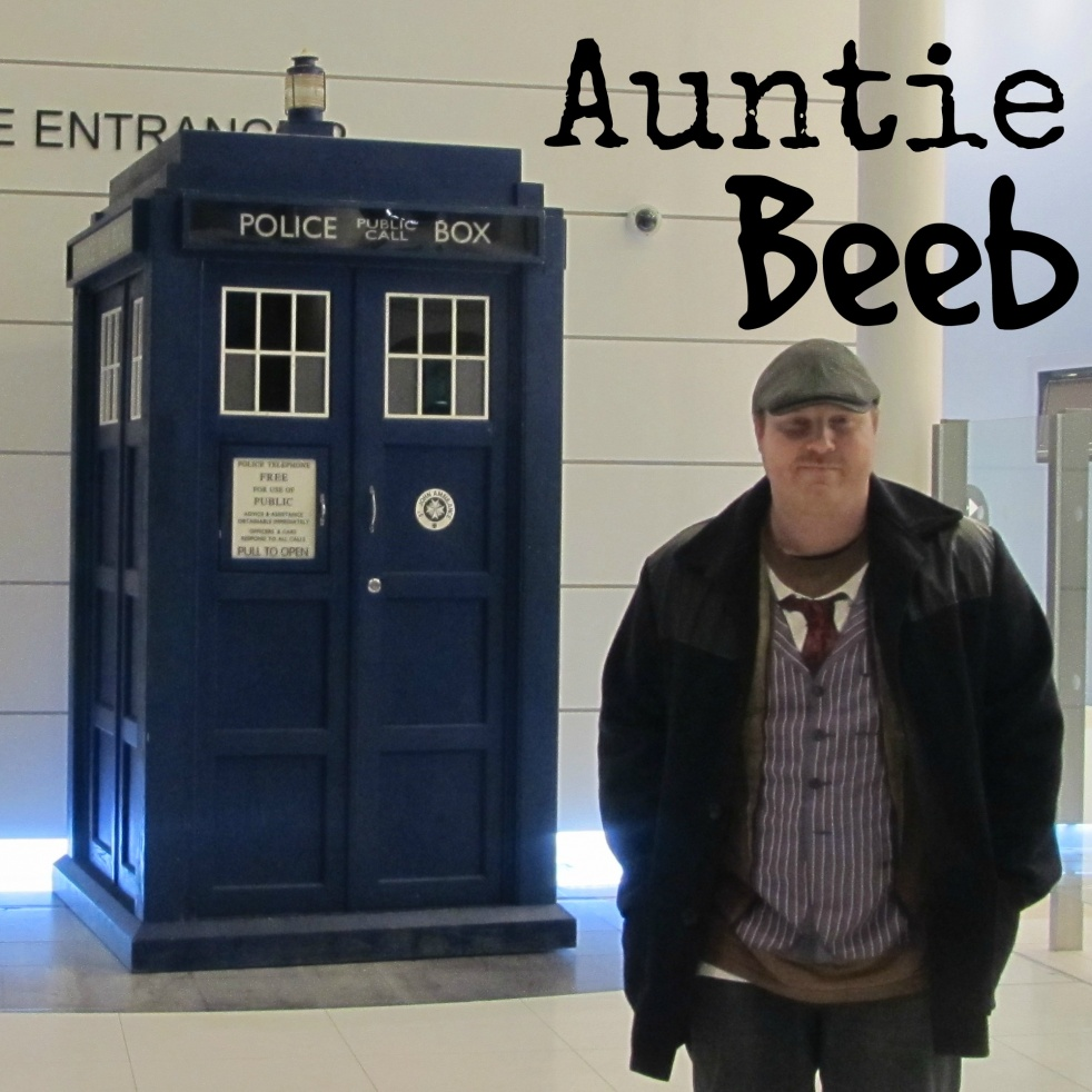 Auntie Beeb - show cover