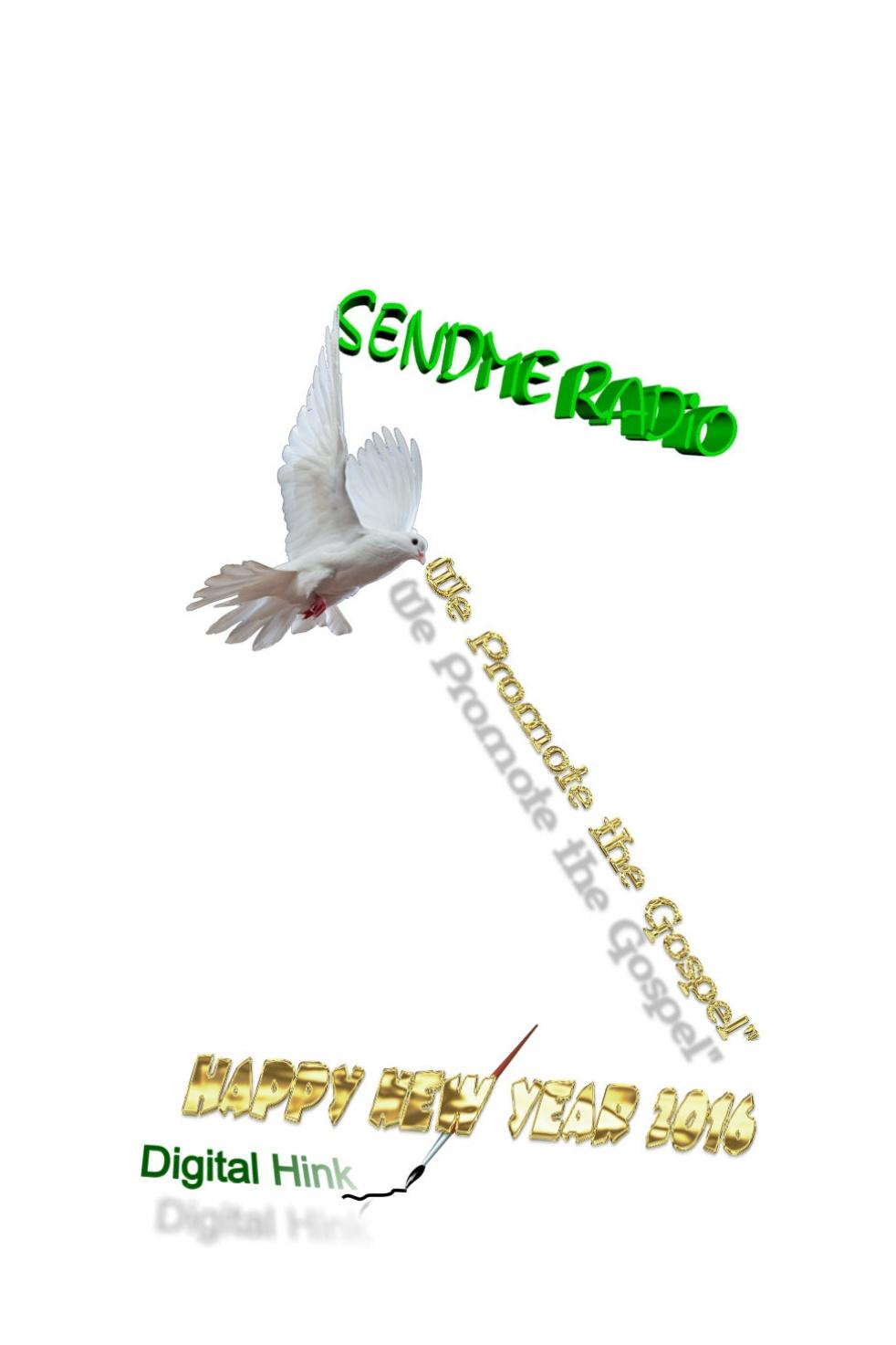 SendMe Radio - show cover