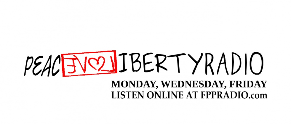 Peace, Love, Liberty Radio - show cover