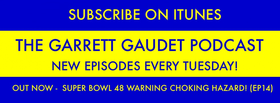 The Garrett Gaudet Podcast - show cover