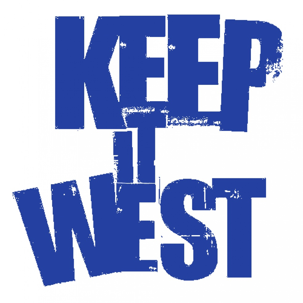 The KEEP IT WEST RADIO Show - show cover