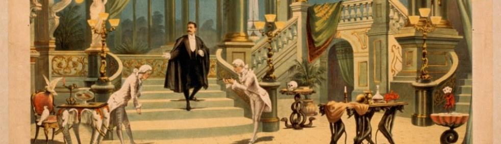 James Lantiegne's Magic Talk - show cover