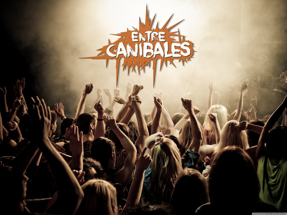 EntreCanibales - show cover