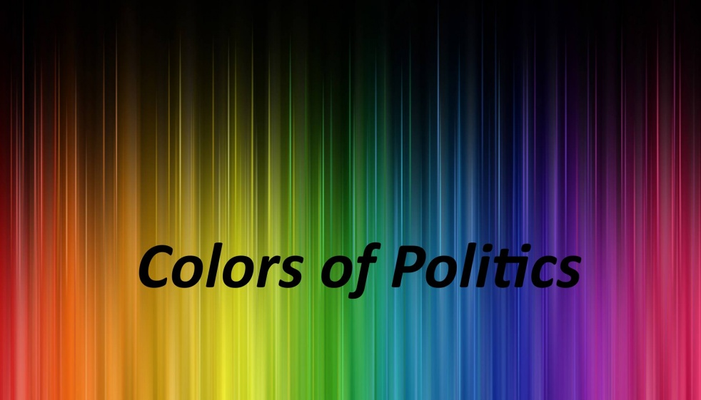 Colors of Politics - show cover