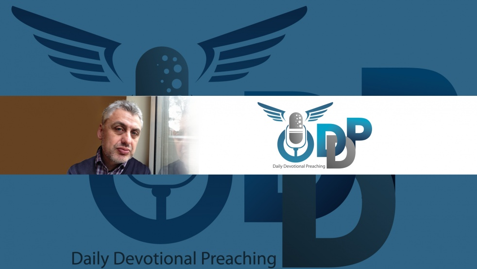 Daily Devotional Preaching - show cover